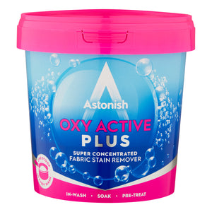 Astonish C1441 Oxi Active 500g Removes Tough Stains