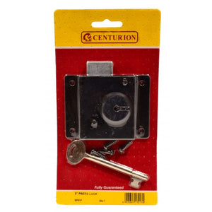 "Centurion SP91P Press Lock 3"" (75mm)"