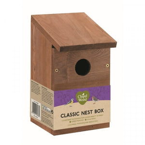 Chapelwood 7522004 Classic Nest Box