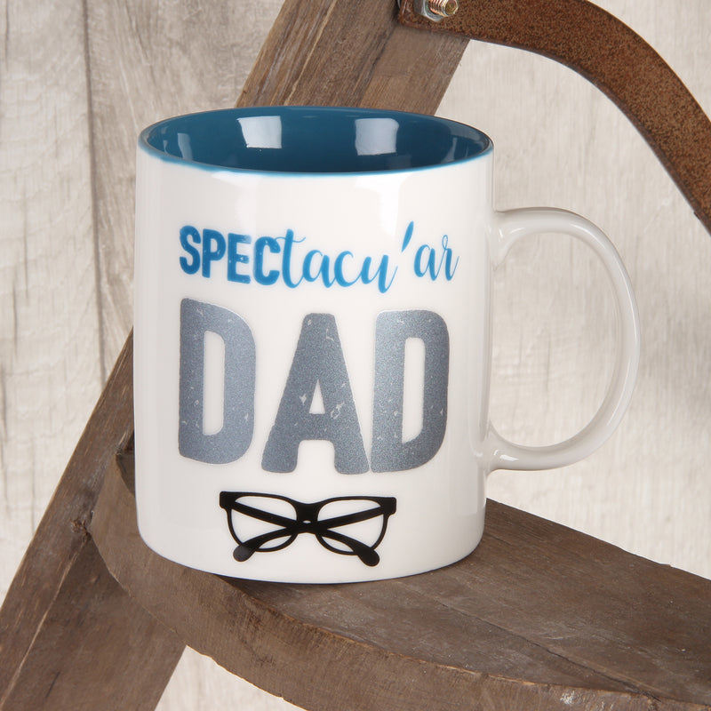 World's Greatest CM320 Spectacular Dad Mug