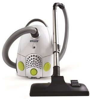 Wellco CV103 Compact Cylinder Vacuum 1200W Cleaner
