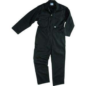 Castle Polycotton Boiler Suits Navy - Sizes 36 - 56