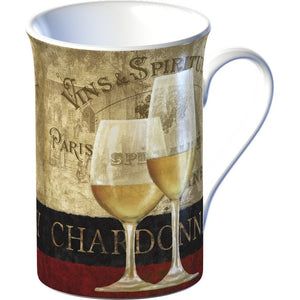 Creative Tops 5136853 Everyday Home Fine China Mug - Chardonnay