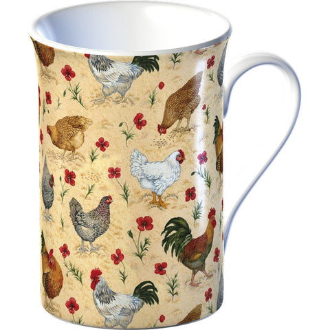 Creative Tops 5136854 Everyday Home Fine China Mug - Chicken