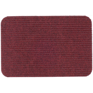 Fairisle Rib Mat 80x50cm - Various Colours
