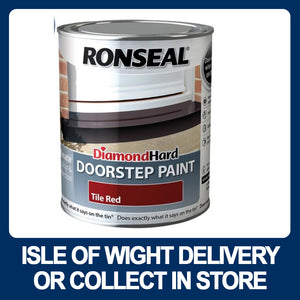 Ronseal Diamond Hard Doorstep Paint 750ml
