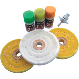 Amtech E2610 Metal Polishing Kit