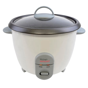 Lloytron E3312 KitchenPerfected Automatic Rice Cooker 1.8Ltr White