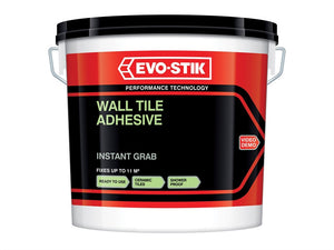 Evo-Stik Instant Grab Wall Tile Adhesive - Various Sizes