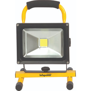 Infapower F049 20w LED Portable Rechargeable COB Worklight