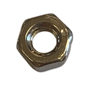 Holt Marine M3 Hex Stainless Steel Metric Nuts - Pack of 10