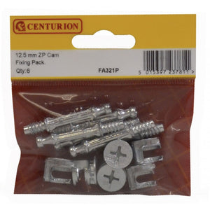 Centurion FA321P Universal Cam Fixing Pack of 6
