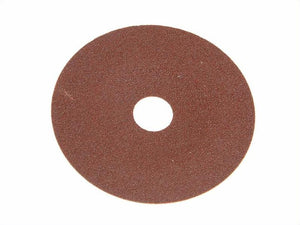 Resin Bonded Fibre Disc 115mm x 22mm - Various Grits
