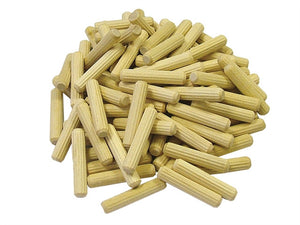 Faithfull Fluted Wood Dowels