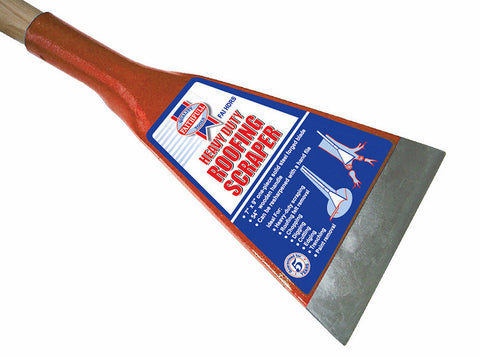 Faithfull FAIHDRS Roofing Scraper - Long Handled 1.4m