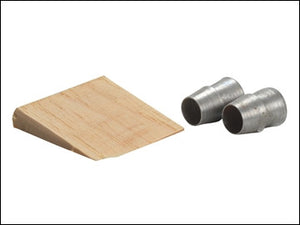 Faithfull Hammer Wedges & Timber Wedge Kit