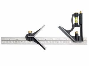 Fisher FIS225BP FB225ME Combination Square 300mm (12in)