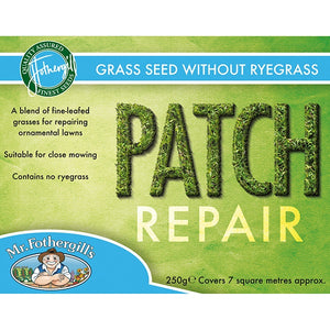 Mr. Fothergill's 20782 Patch Repair Grass Seed without Ryegrass 250g