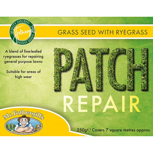 Mr. Fothergill's 20781 Patch Repair Grass Seed with Ryegrass 250g