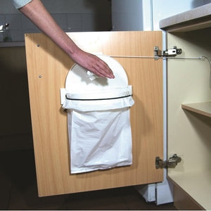 Garbina Model One Space Saving Waste Bag Holder