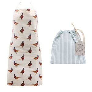 CGB GB00210 Holly House Pheasant Apron