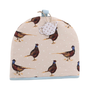CGB GB01061 Holly House Pheasant Tea Cosy