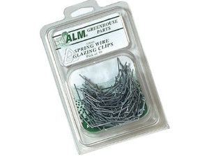 ALM Greenhouse Spares - GLAZING CLIPS - GH001