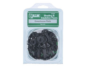 ALM Greenhouse Spares - INSULATION FIXERS - GH009