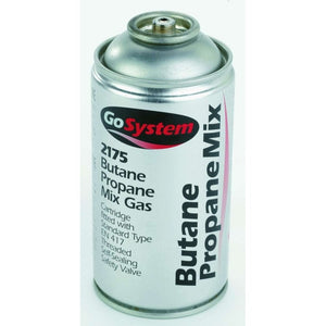 Butane / Propane Mix Gas Cartridge - Various Sizes