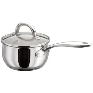 Judge Classic Stainless Steel Saucepans - Various Sizes
