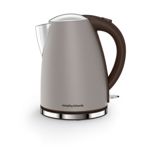 Morphy Richards 103004 Accents Jug Kettle 1.7Ltr - Pebble