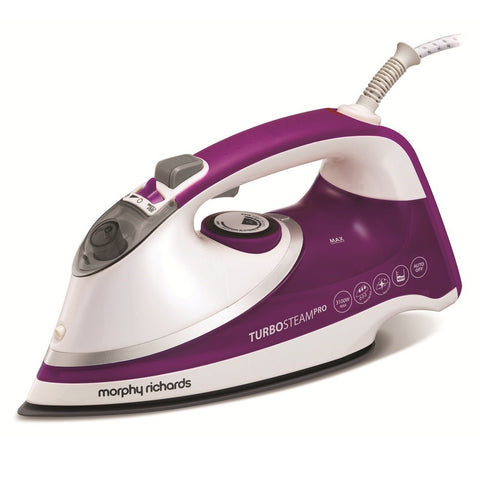 Morphy Richards 303117 Turbosteam Pro Ionic Steam Iron