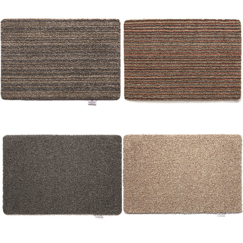 Hug Rug Indoor Barrier Mat 50x75cm - Various Colours