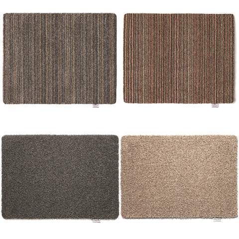 Hug Rug Indoor Barrier Mat 80x100cm - Various Colours
