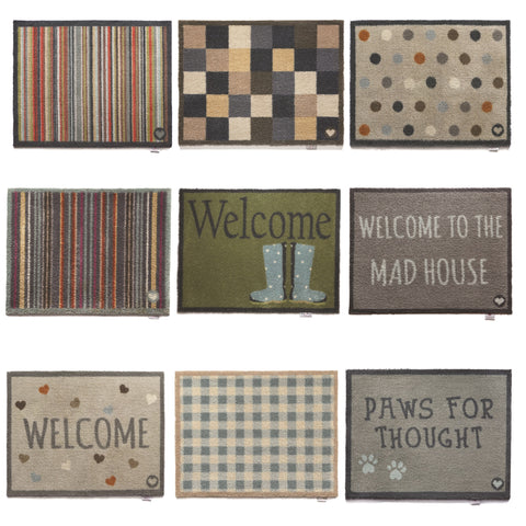 Hug Rug Indoor Barrier Mat 65x85cm - Various Designs