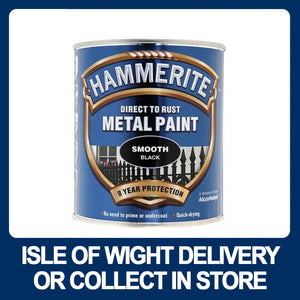 Hammerite Metal Paint Smooth - Various Sizes & Colours