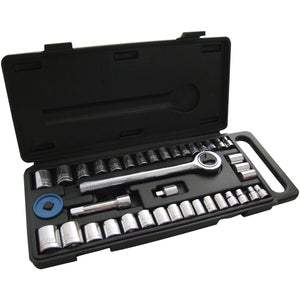 Amtech I0100 Socket Set 40Pce