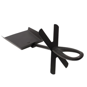JVL 11-306 Purbeck Hearth Tidy - Black