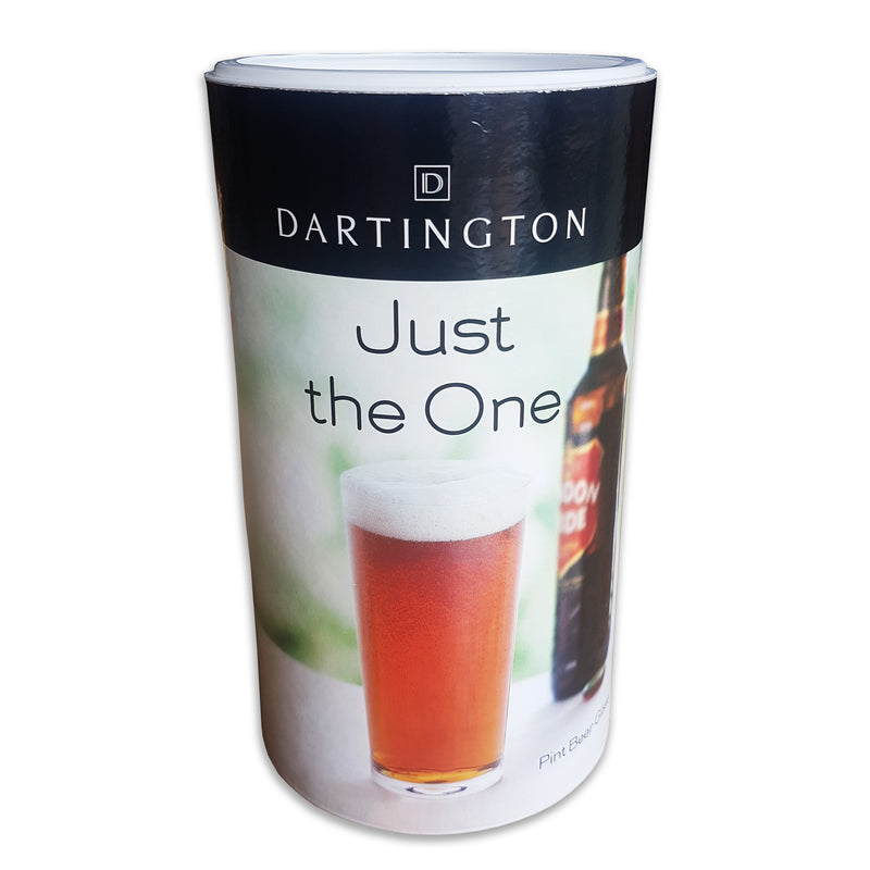 Dartington Just The One Pint Beer Glass 55cl