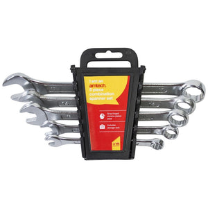 Amtech K0100 Combination Spanner Set 5Pce