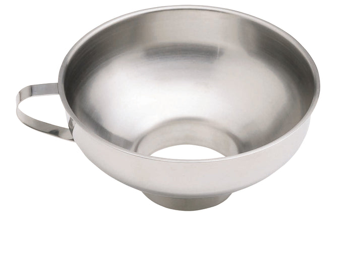 Kitchencraft KCJAMSS stainless steel jam funnel