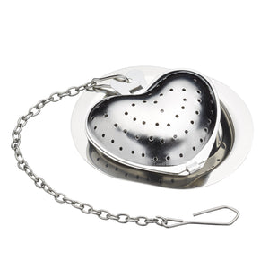 Kitchencraft KCLXHEART Le'Xpress Heart Shaped Tea Infuser