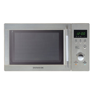 Daewoo KOR6N7RSR Touch Control Solo Microwave Oven S/Steel 20Ltr 800w