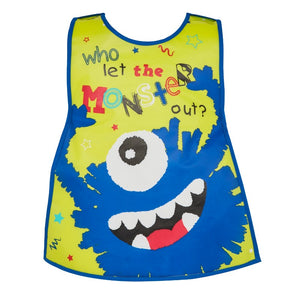 Cooksmart 1020 Kids PEVA Tabard - Monster