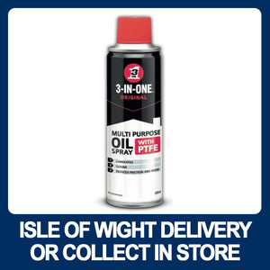 3-In-1 44212 Multi Purpose Oil with PTFE 250ml Aerosol