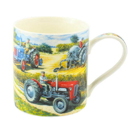 Lesser & Pavey LP28695 Country Life Tractors Mug
