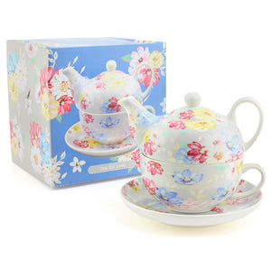 Lesser & Pavey LP33665 Blossom Tea For One In Gift Box