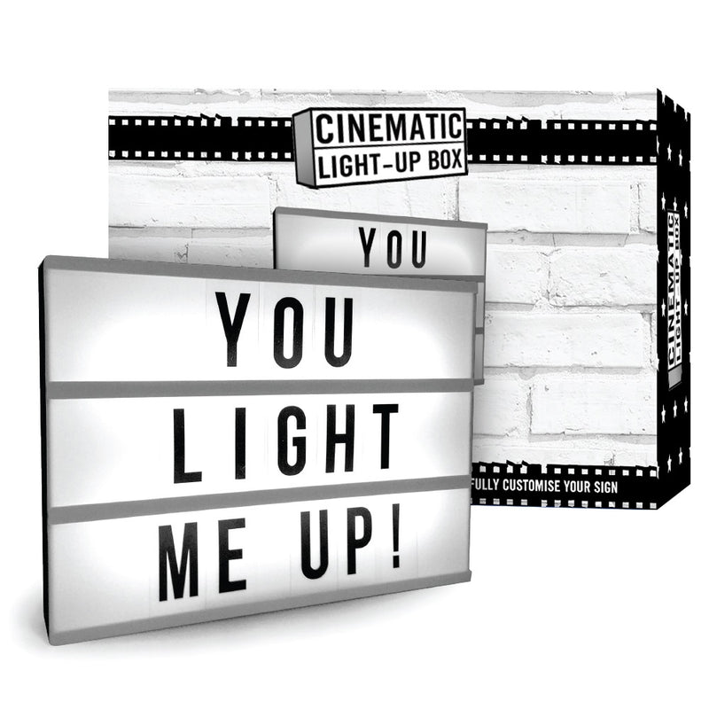 Lesser & Pavey LP40858 Cinematic Light-Up Mini Box