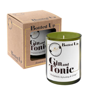 Bottled Up LP41169 Gin & Tonic Scented Candle