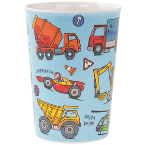 Lesser & Pavey LP42478 Vehicles Melamine Beaker